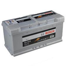 BOSCH S5 015 110ah Premium Batería coche Batería ESTÁRTER PLATA Plus NUEVO