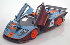 MCLAREN F1 GTR #39 GULF 24H LE MANS 1997 BELLM GILBERT-SCOTT SEKIYA MINICHAMPS
