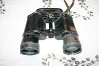 CARL ZEISS JENA D.F. DF 7X BINOCULARS - EARLY 1900's