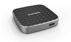 Brand New SanDisk Connect Wireless Media Drive 64GB