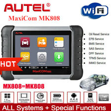 Autel MK808 Full System Scanner Automotive Diagnostic Tool OBD2 II Reader Tablet