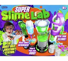 John Adams Super Slime Lab Gross Science Creation Station Creative 8+