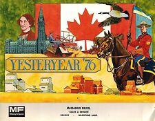 "MASSEY FERGUSON YESTERYEAR VINTAGE CALENDER  mf ""NEW"" 1976"