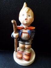 Hummel Figurine, 16/2/0 Little Hiker, 4.25 H West Germany
