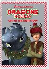New: DRAGONS HOLIDAY - Night Fury [Dreamworks] DVD