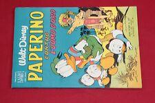 fumetto ALBO D'ORO 1952 numero 35 PAPERINO CONTRO L'UOMO D'ORO