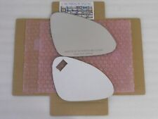 856RC Fits 2011-17 BUICK REGAL Mirror Glass + FULL ADHESIVE Passenger Side Right