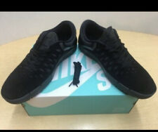 New Size 11.5 Men's NIKE Free Black Tennis Shoes NIB