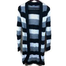 Charlotte Russe Womens Cardigan Sweater, Black S