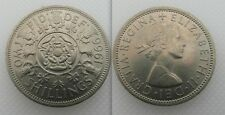 Collectable 1966 Queen Elizabeth II - Two Shillings - World Cup Year