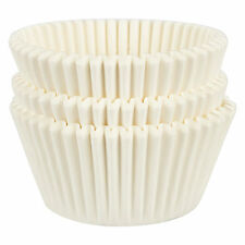 14 x Sleeves of 1000 Assorted Cupcake Papers - Cream