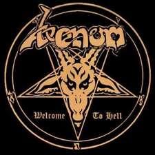 Venom - Welcome To Hell Nouveau CD Digi