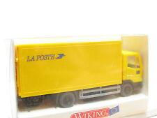 Wiking 552 05 Iveco Euro Cargo Valigetta la poste OVP (l2925)