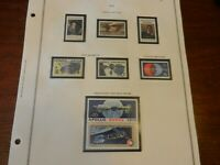 Lot of 28 United States 1975 Stamps MNH Blocks and Singles, Apollo Soyuz Space