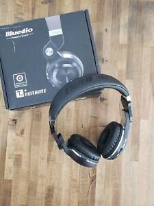 Bluedio T2 Turbine Wireless Bluetooth 5.0 Stereo Headphones NIB