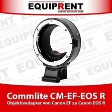 Commlite Cm Ef Eos R Active Objective Adapter from Canon Ef / EF-S Zu EOS