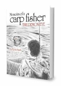 Kevin Nash Memoirs of a Carp Fisher -The Demon Eye / Book