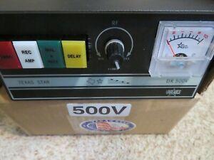 TEXAS STAR 500V MOBILE AMPLIFIER