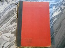 Vintage 1953 Wildflowers of America Rickett 400 Pictures or Painting Prints Book