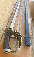 Rare German Russian Czar Nicholas Ii Grand Duchy Of Hesse Dragoons Sword Saber