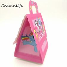 6 Pcs Set, my little pony Candy/gift Boxes Kids Birthday Party Supplies