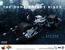 Hot Toys The Dark Knight Rises Batpod - MMS 177