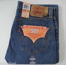 Levi´s ® 501 ® Jeans Neu MEDIUM STONEWASHED/BLAU  NEU