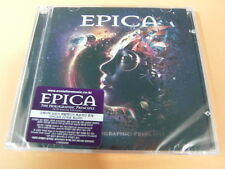 EPICA - The Holographic Principle (Deluxe Edition) 2 CD (Sealed)