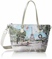 Borsa Donna Y Not? Shopping Bag M con Tracolla Champ Elysees Instant J-396