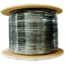 100'FT USA 600Mhz CAT-6 Outdoor Direct Burial Cable waterproof Shielded UV NO-C
