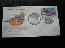 MADAGASCAR - enveloppe 7/10/70 - conservation nature - yt n° 480 - (cy7) (A)