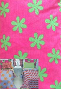 LITTLE MISS MATCHED KOOKY FLOWERS FLORAL FULL SIZE BED SKIRT BEDDING NEW