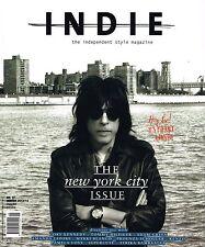 INDIE Magazine #37 MARKY RAMONE Cory Kennedy MYKKI BLANCO Afrika Bambaataa @NEW@
