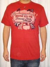 Boston Red Sox MLB Majestic Mens T-Shirt Tee Size Large