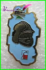 Pin's Sapeurs Pompier 18 Département de la Meuse #2056