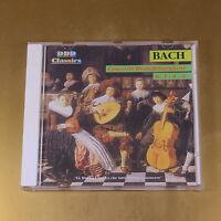 BACH CONCERTI BRANDEBURGHESI N° 3-4-6 - 1994 SONY - OTTIMO CD [AL-089]
