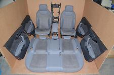 Audi S4 B9 8W Lederausstattung Leather Grau S-Line Sportsitze Leather Seat A4