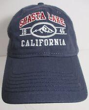 Shasta Lake Hat Cap California  USA Embroidery Unisex  New
