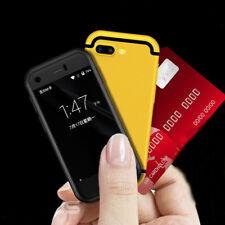 2017 3G World's Smallest Mini Android 6.0 smart Phone Dual SIM Bluetooth WIFI