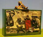 BRITAINS WORLD WAR II SQUADS - US D-DAY MEDIC #17386 lead figure soldiers MIB🔥