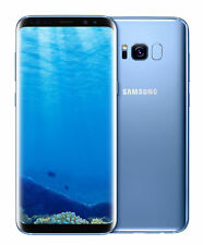 Samsung Galaxy S8+ SM-G955UI - 64GB - Coral Blue (Unlocked) Smartphone