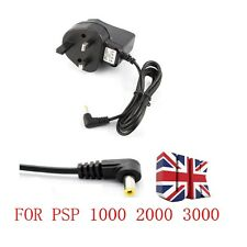 UK AC Adapter Wall Charger Power Supply For PSP Sony 1000, 2000, 3000 Consoles