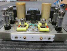 Modified Updated Dynaco St-70 Stereo Tube Power amp,Repair,No Tubes, POTENTIAL