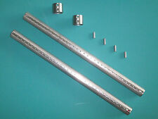 Stainless steel secondary air tube parts kit for Lopi Sheffield wood stove