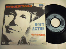 """HOYT AXTON  Never Been To Spain  7"""""""