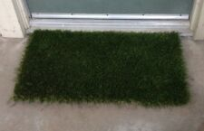 "ARTIFICIAL GRASS DOORWAY MAT - 24"" X 36""  1.75 inch PILE HEIGHT"