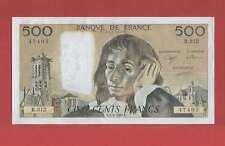 500 Francs pascal du 1-2-1990 Alphabet R.312  Billet N° 779147405