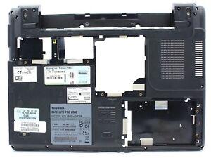 Toshiba Satellite Pro U300 Laptop Black Bottom Case Cover FOX36BU1BA0