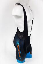 Pearl Izumi 2017 Elite Pursuit LTD Cycling Bib Shorts Black/Bell Air Blue Rush,M