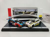 1:64 Tarmac Works BMW M6 GT3 24 Hours of Spa 2018 Hong Kong Exclusive Box Set LE